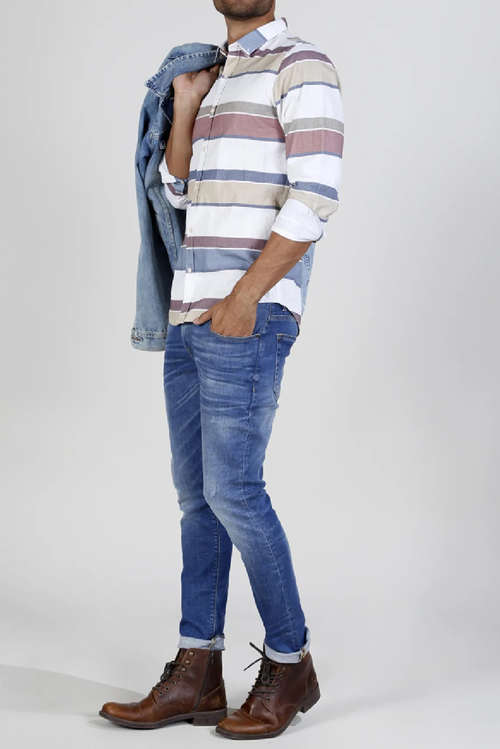 ff235c396f8b Comprar Chaqueta de jean hombre en Medellín - Tiendas y promociones ...