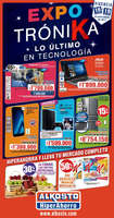 Ofertas de Alkosto, Expotrónika, lo último en tecnología - Bogotá