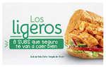 Ofertas de Subway, Los Ligeros