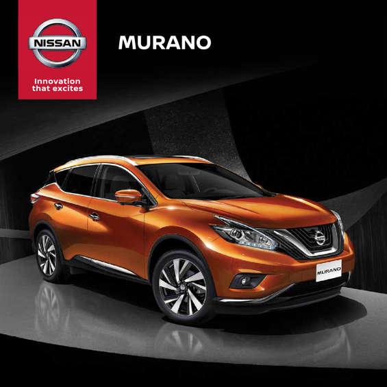 Ofertas de Nissan, Murano