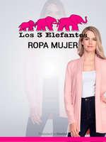 Ofertas de Los Tres Elefantes, Los 3 elefantes ropa mujer