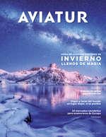 Ofertas de Aviatur, Revista Invierno