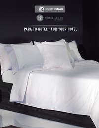 Catálogo 2017 - Hotel Linen