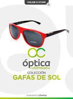 Ofertas de Óptica Colombiana, Gafas sol