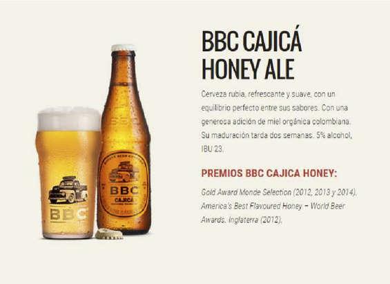 Ofertas de Bogotá Beer Company, Bogotá Beer Company