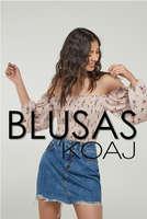 Ofertas de Koaj, Blusas