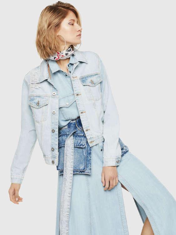 bea1c252c Comprar Camisa de jean mujer en Cali - Tiendas y promociones - Ofertia
