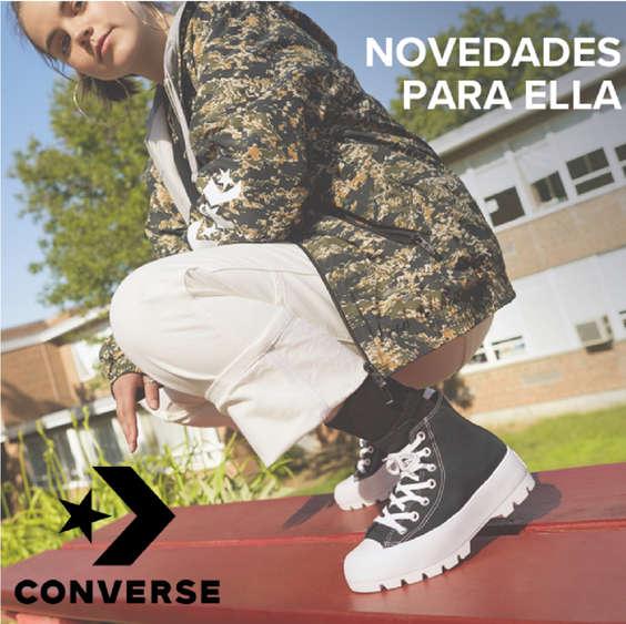 Ofertas de Converse, Novedades Ella