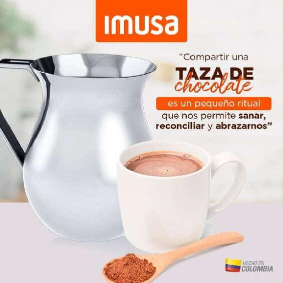 Ofertas de Imusa, Compartir una taza de café