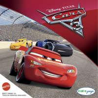Colección jueguetes Cars 3