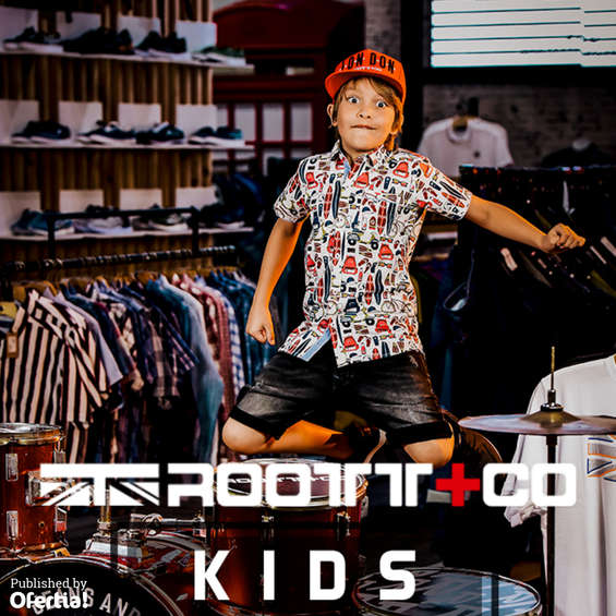 Ofertas de Root + Co, Kids