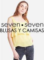 Ofertas de Seven Seven, Blusas y Camisas