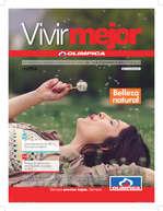 Ofertas de Super Droguerías Olímpica, Revista Vivir Mejor Noviembre - Belleza natural