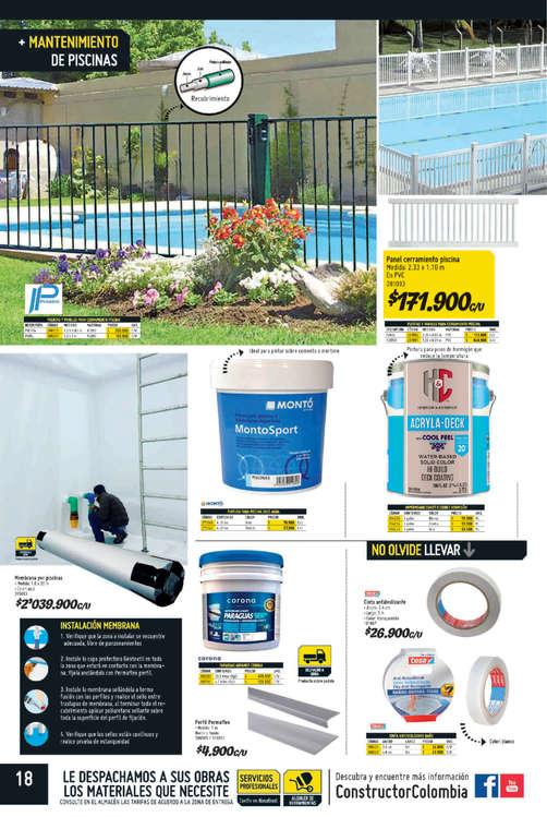Comprar limpieza de piscina ofertas tiendas y for Ofertas de piscinas estructurales