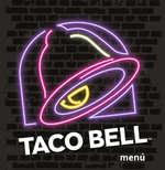 Ofertas de Taco Bell, Menú