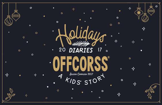 Ofertas de Offcorss, Holidays Diaries