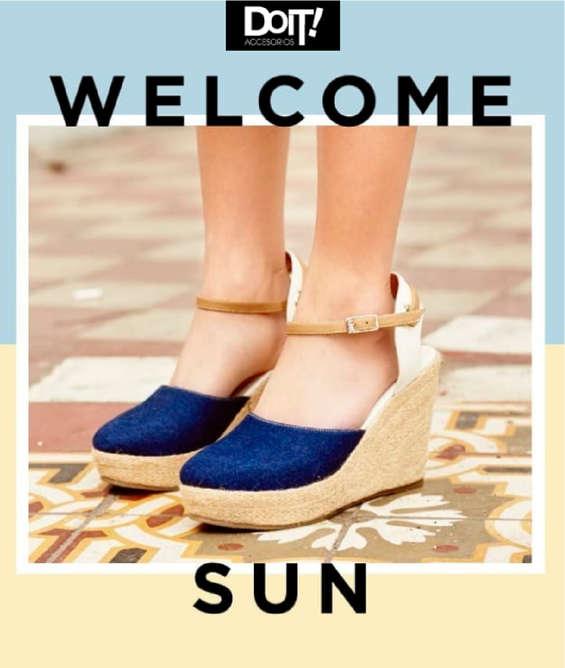 Ofertas de DoiT, Colección - Welcome Sun