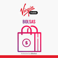 Virgin bolsas