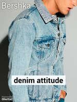 Ofertas de Bershka, Denim Attitude_Bershka