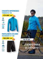 Ofertas de Decathlon, Ciclismo