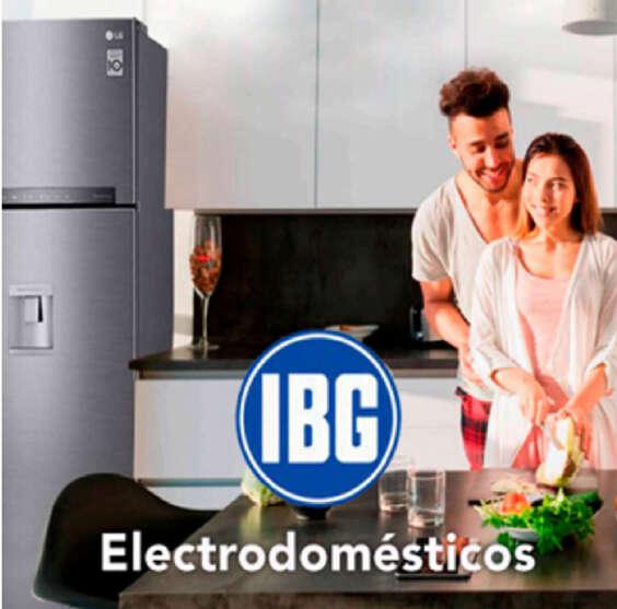 Ofertas de IBG, Electrodomésticos