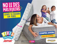 Feria del colchón - Barranquilla
