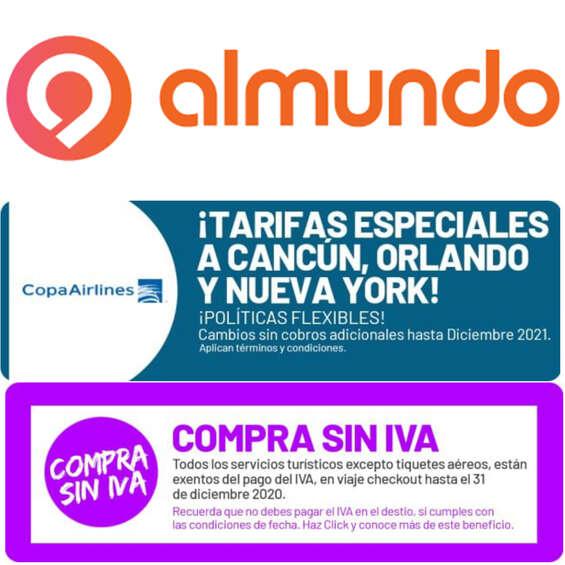 Ofertas de Almundo.com, almundo