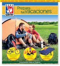 Prepara tus vacaciones - Exclusivo para tiendas fuera de Bogotá, excepto Chía y Cali