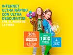 Ofertas de ETB, Internet ultra rápido con ultra descuentos