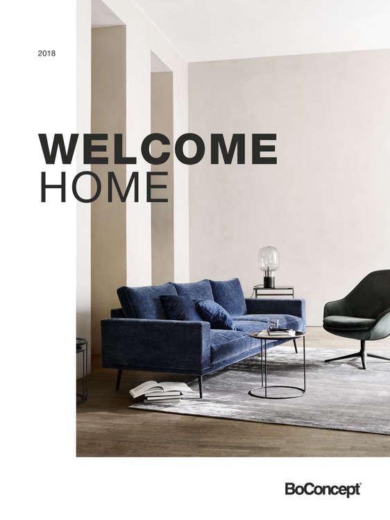 Ofertas de BoConcept, Welcome Home - Catálogo de productos 2018