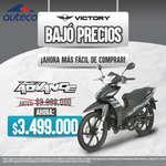 Ofertas de Auteco, Victory Bajó Precios - ¡Ahora más fácil de comprar!