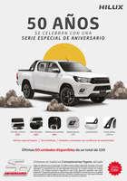 Ofertas de Toyota, Hilux 4.2L