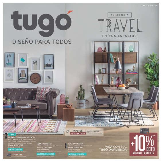 Ofertas de Tugó, Tendencia Travel