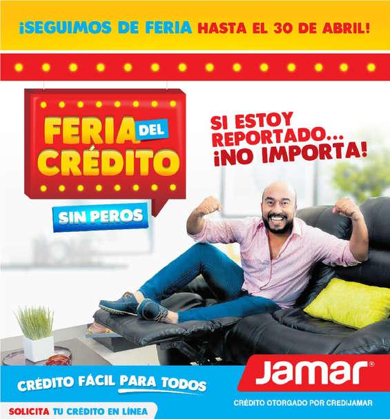Ofertas de Muebles Jamar, Catálogo ¡Seguimos en feria hasta el 30 de Abril! - Barranquilla