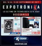 Ofertas de KTronix, Expotrónika, lo último en tecnología está aquí - Bucaramanga