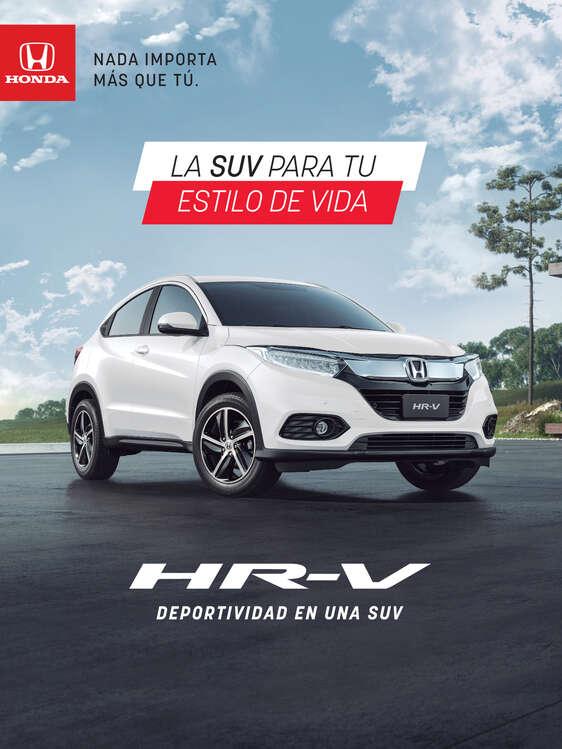 Ofertas de Honda Autos, Honda HRV