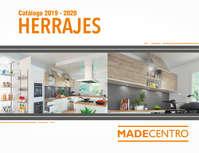Catálogo 2019-2020 Herrajes