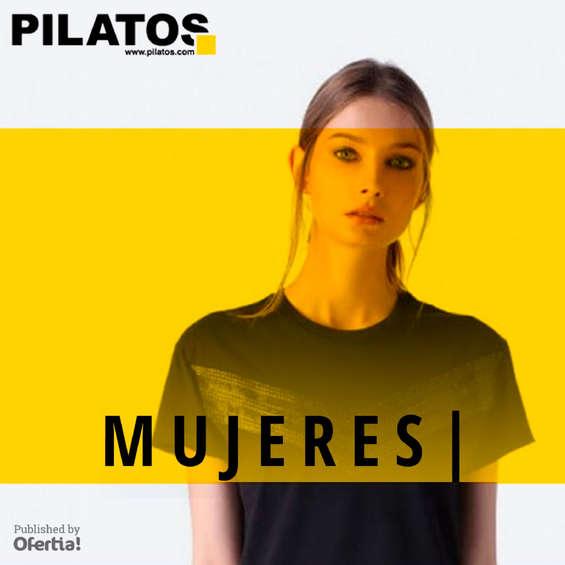 Ofertas de Pilatos, Pilatos_Coleccion Mujeres