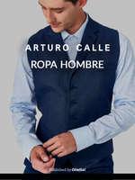Ofertas de Arturo Calle, Arturo Calle hombre