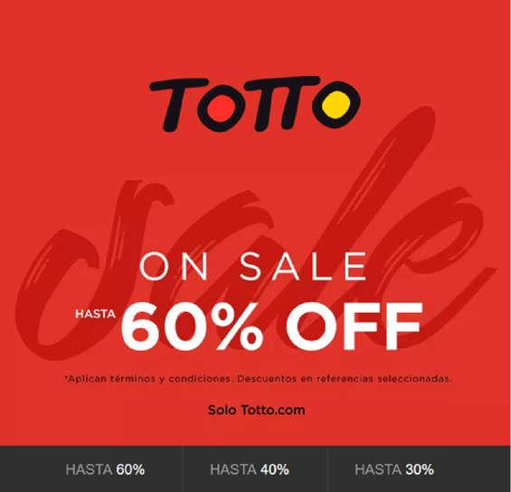 Ofertas de Totto, On Sale Hasta 60% Off