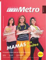 Ofertas de Metro, Revista vive Metro Mayo