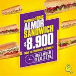 Ofertas de Sandwich Qbano, Promoción - Pruébalos Todos