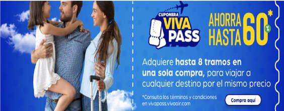 Ofertas de Viva Air, Viva Air viaja