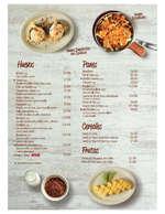 Ofertas de El Corral Gourmet, El Corral Gourmet / Menú