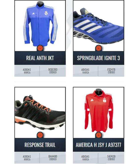 Ofertas de Planeta Sport, Colección Adidas