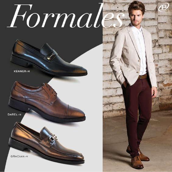 Ofertas de Bosi, Zapatos formales para hombre