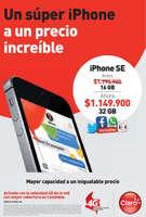 Ofertas de Claro, Un súper iPhone a un precio increíble