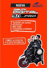 Nueva Agility Digital 3.0 Pro