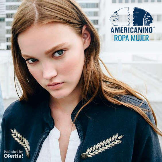 Ofertas de Americanino, Nueva Colección Mujer