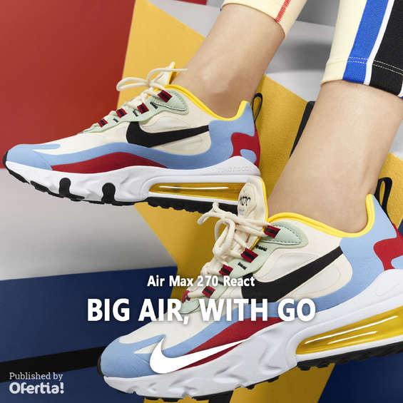 Ofertas de Nike Store, Air Max 270
